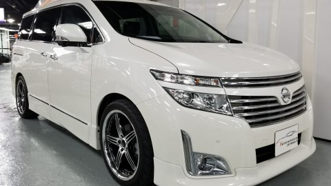 2011 Nissan Elgrand 2.5 Highway-star