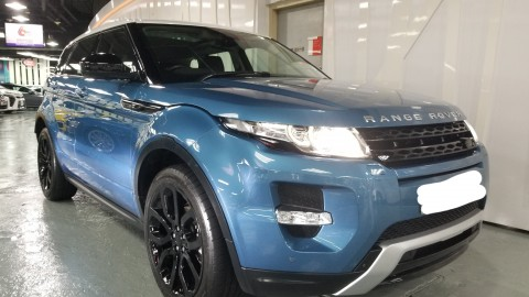 2014 Landrover Evoque Dynamic