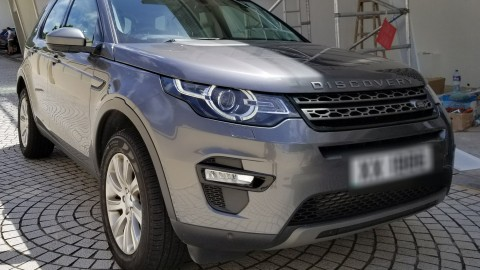 2015 Landrover Discovery Sport SE