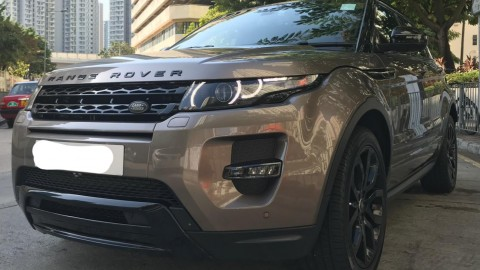 2015 Landrover Evoque Dynamic
