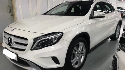 2015 Mercedes Benz GLA200