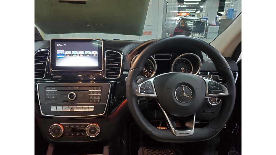 2016 Mercedes Benz GLE43 AMG Coupe (200606)