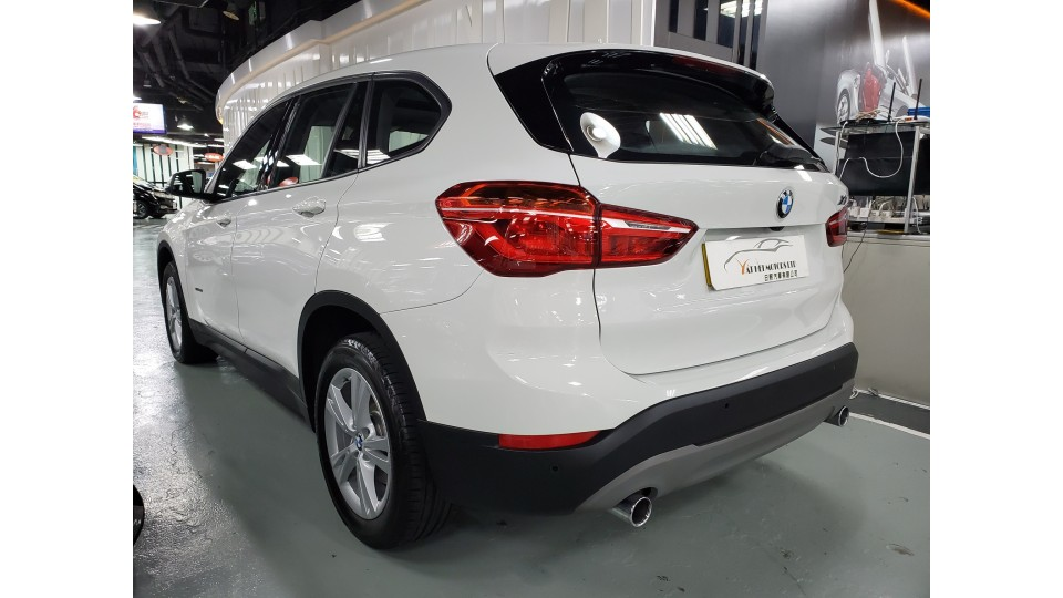 2016 BMW X1 sdrive20ia (F48)